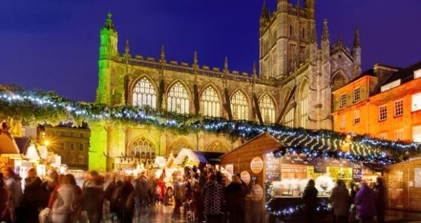 Bath Christmas Market Fr Willetts Willetts Coaches
